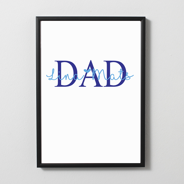 Poster MOM/DAD